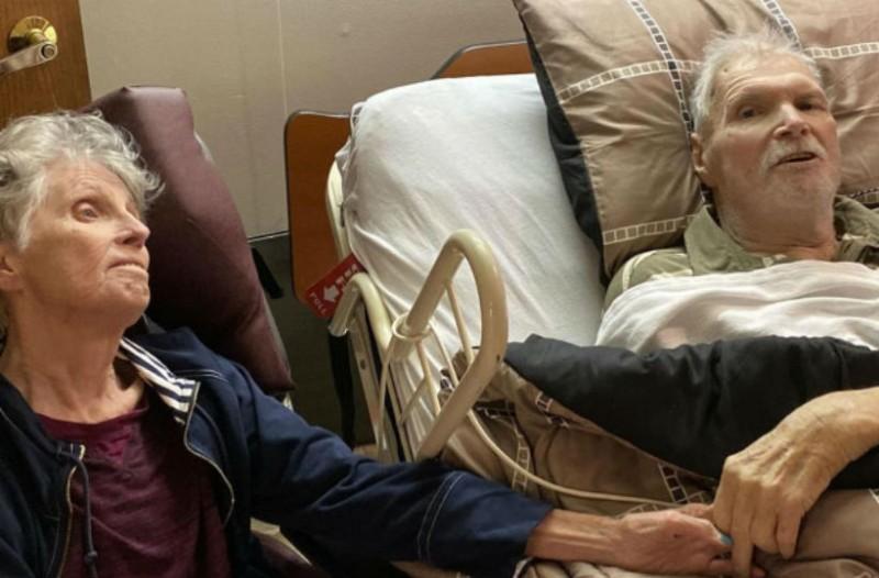 Αυτό το ηλικιωμένο ζευγάρι ήταν παντρεμένο για 65 χρόνια...Η ιστορία τους θα σας κάνει να δακρύσετε!