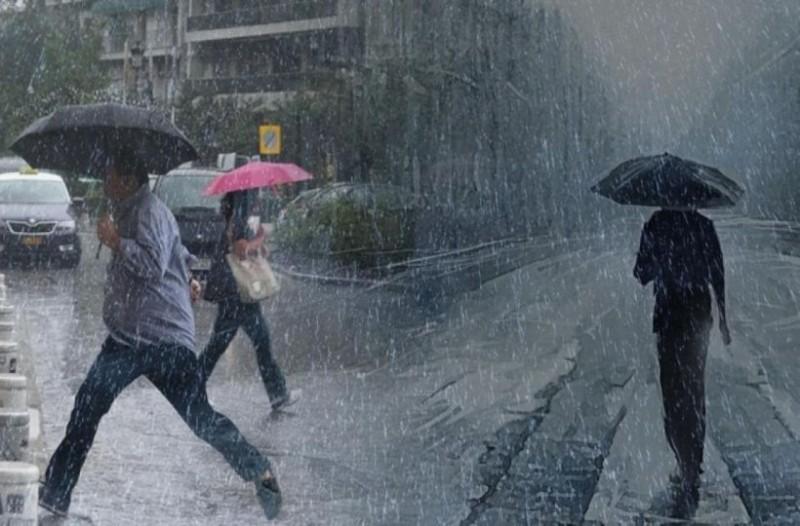 Άστατος ο καιρός με βροχές και καταιγίδες!