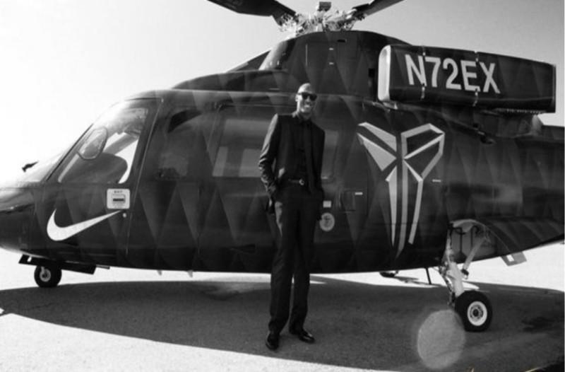 Κόμπι Μπράιαντ: Η ανατριχιαστική ανάρτηση πριν από τέσσερα χρόνια με το μοιραίο ελικόπτερο! (photo)