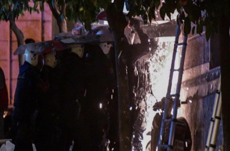 Βίντεο-ντοκουμέντο από την εκκένωση των κτιρίων στο Κουκάκι!
