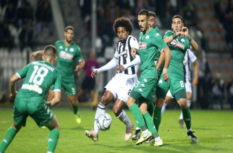 Κύπελλο Ελλάδας: ΠΑΟΚ-Παναθηναϊκός στους «8»!