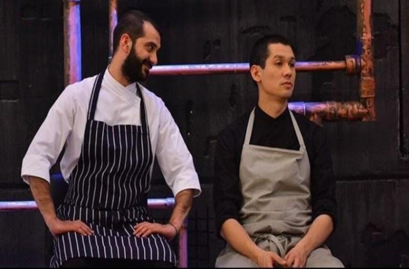 Ο Λεωνίδας Κουτσόπουλος «πρόδωσε» τον Σωτήρη Κοντιζά! Αποκάλυψη στο Master Chef!