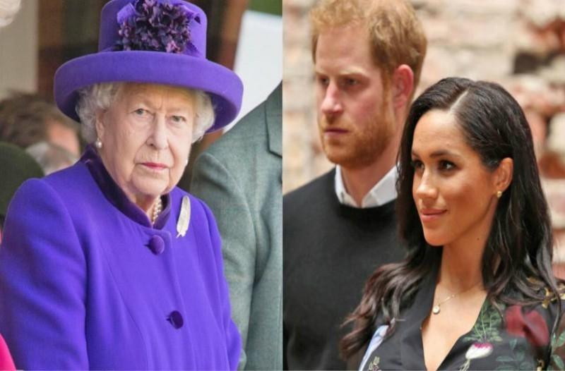 Ανατροπή στο Παλάτι! Αυτή την πρόταση είχε κάνει η Βασίλισσα Ελισάβετ σε Χάρι και Μέγκαν Μαρκλ!