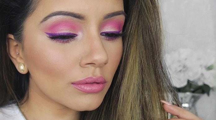 ροζ μωβ