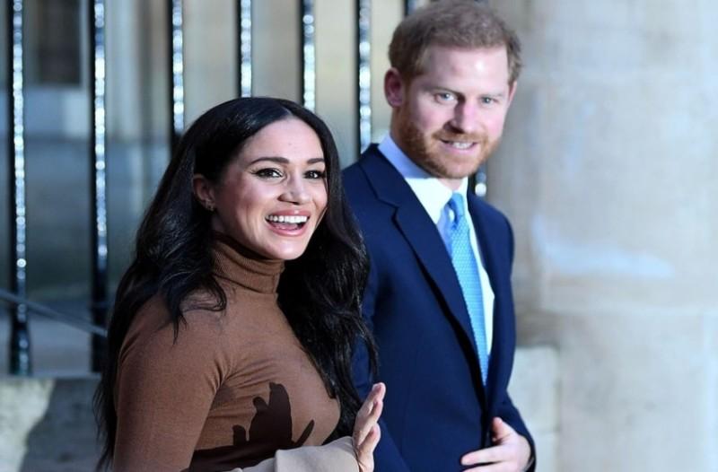 Σάλος στο παλάτι! Ο πρίγκιπας Χάρι και η Μέγκαν Μάρκλ παραιτούνται από τους τίτλους τους!