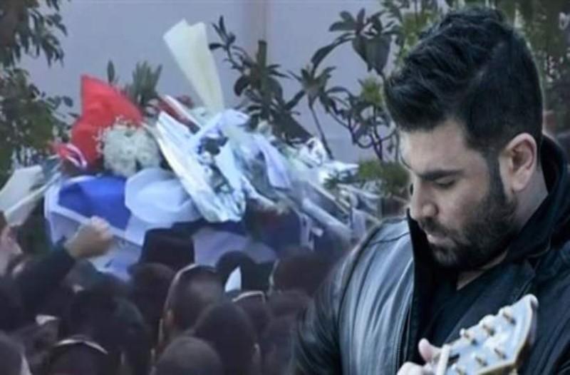 Παντελής Παντελίδης: Ο σωσίας του τραγουδισή ξεσπά! Τι είχε γίνει στο νεκροταφείο με τον πατέρα του Παντελή;