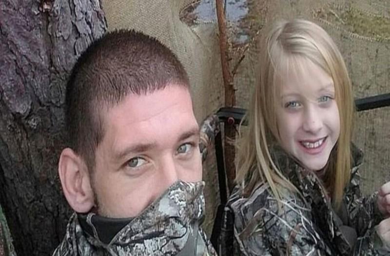 Σοκ: 30χρονος πατέρας και η 9χρονη κόρη του σκοτώθηκαν από κυνηγούς!