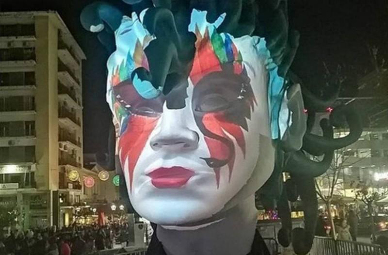 Πατρινό καρναβάλι: Μουσική και χορός στην τελετή έναρξης! (video)
