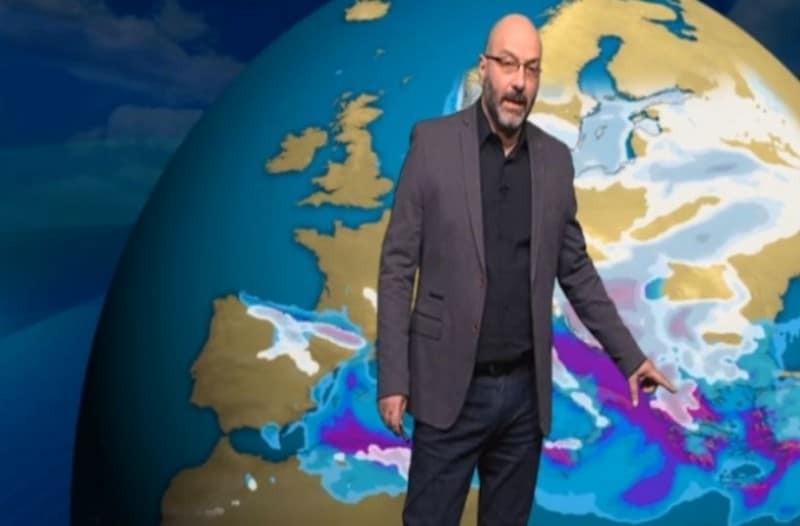 Ραγδαία αλλαγή στο σκηνικό του καιρού: Ο Σάκης Αρναούτογλου προειδοποιεί!
