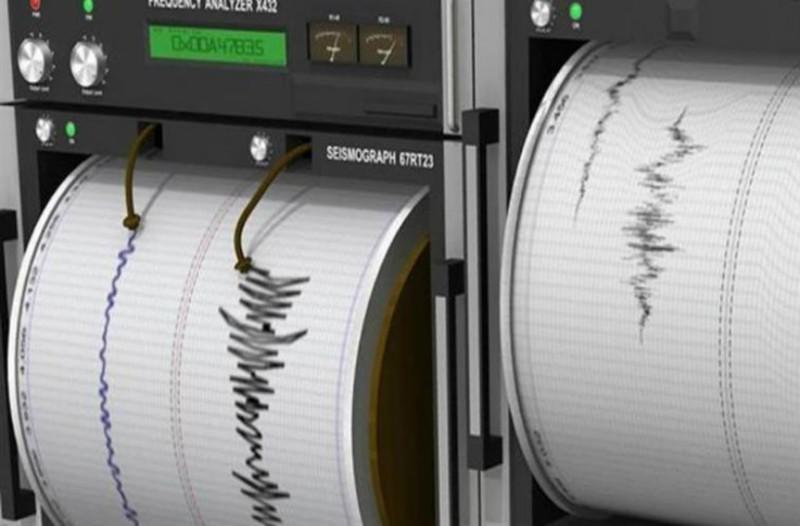 Σεισμός στη Σάμο! Ισχυρή δόνηση!