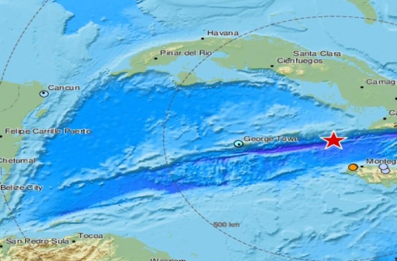 Ισχυρός σεισμός 7,3 Ρίχτερ στην Καραϊβική!