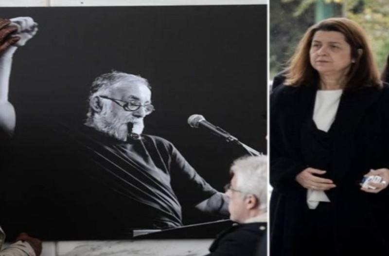 Θάνος Μικρούτσικος: Το συγκινητικό μήνυμα της συζύγου του! (photo)