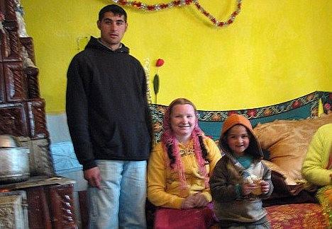 23χρονη Τσιγγάνα έγινε Γιαγιά