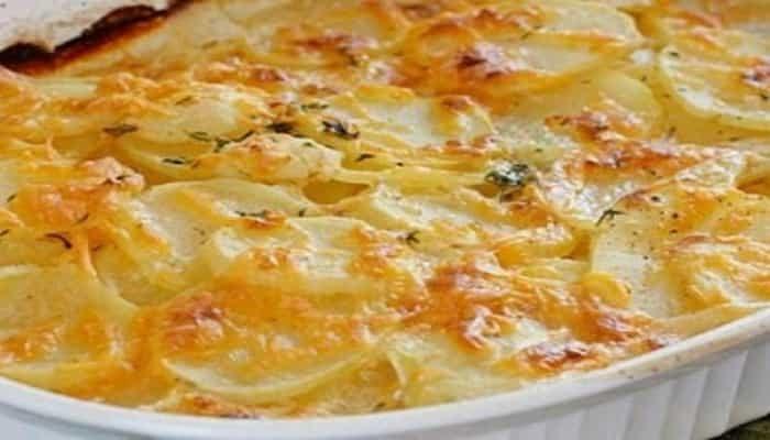 Πατάτες φούρνου… αλλιώτικες