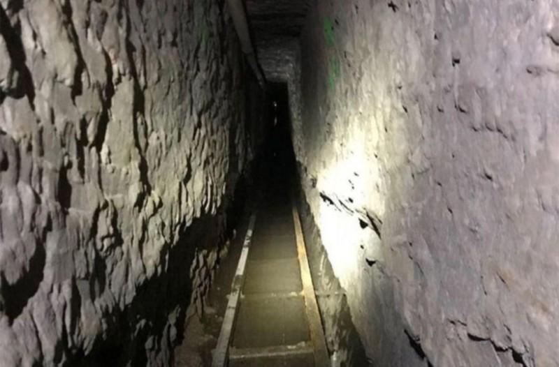 Εντοπίστηκε υπόγεια στοά για διακίνηση ναρκωτικών!