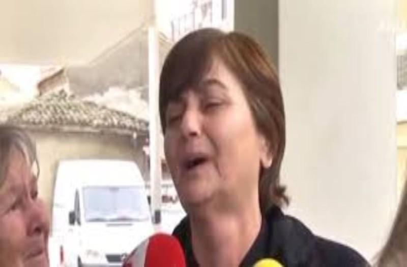 Κατέρρευσε η μητέρα της Ελένης Τοπαλούδη! Εσπευσμένα στο νοσοκομείο!