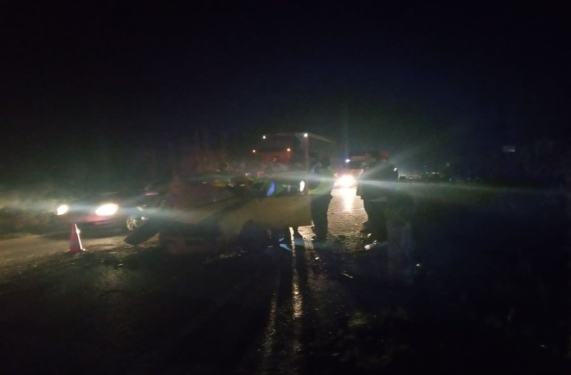Σφοδρό τροχαίο με τραυματίες στην εθνική οδό Αντιρρίου–Ιωαννίνων!