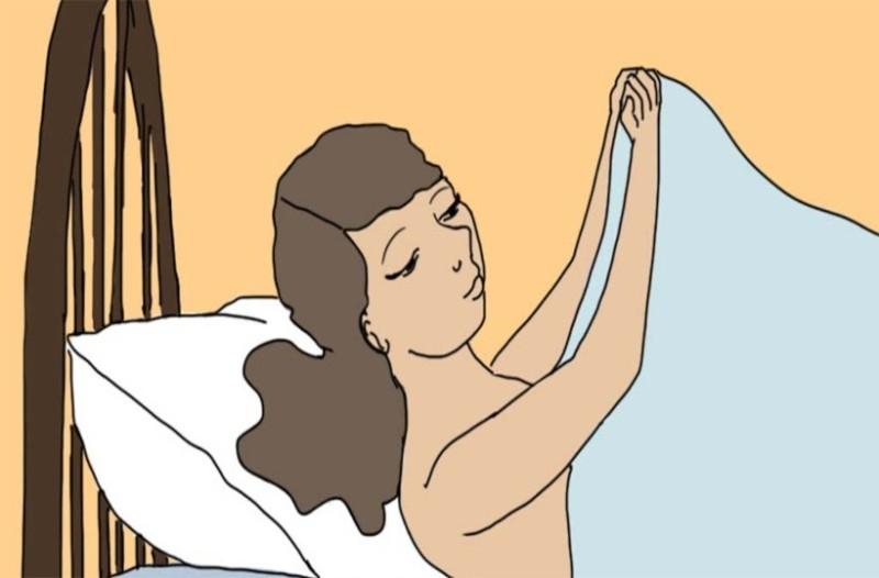 Τι φοράτε όταν κοιμάστε το βράδυ; Με αυτό το μυστικό θα αλλάξει η υγεία σας!