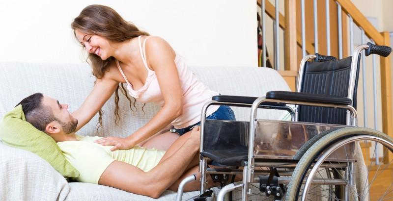 αναπηρία σχέση