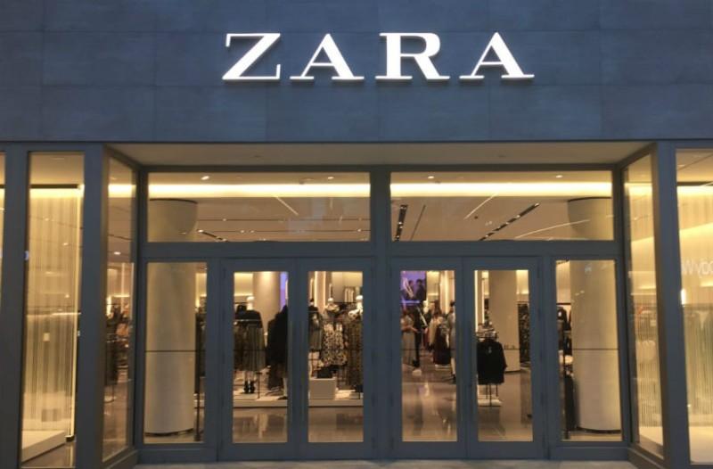 ZARA: Με αυτό το τζιν high rise θα απογειώσεις το στιλ σου! Κοστίζει μόνο 9,99!