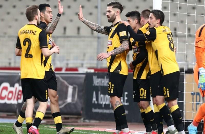 Κύπελλο Ελλάδος: Άνετη και ωραία στους «4» η ΑΕΚ!