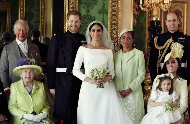 Βρετανία βασιλική οικογένεια