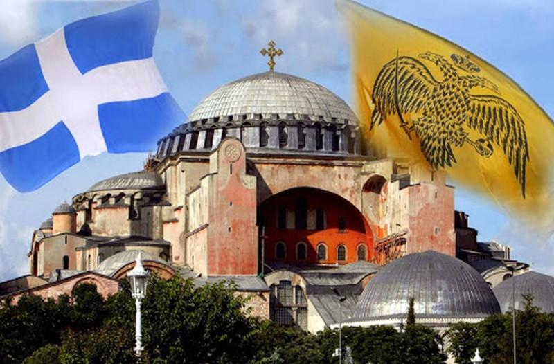 Ο ελληνικός στρατός θα μπει στην Κωνσταντινούπολη χωρίς να ...