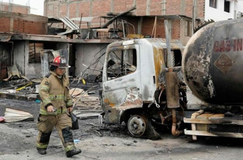 Τραγικές εξελίξεις με την υπόθεση έκρηξης βυτιοφόρου στο Περού!
