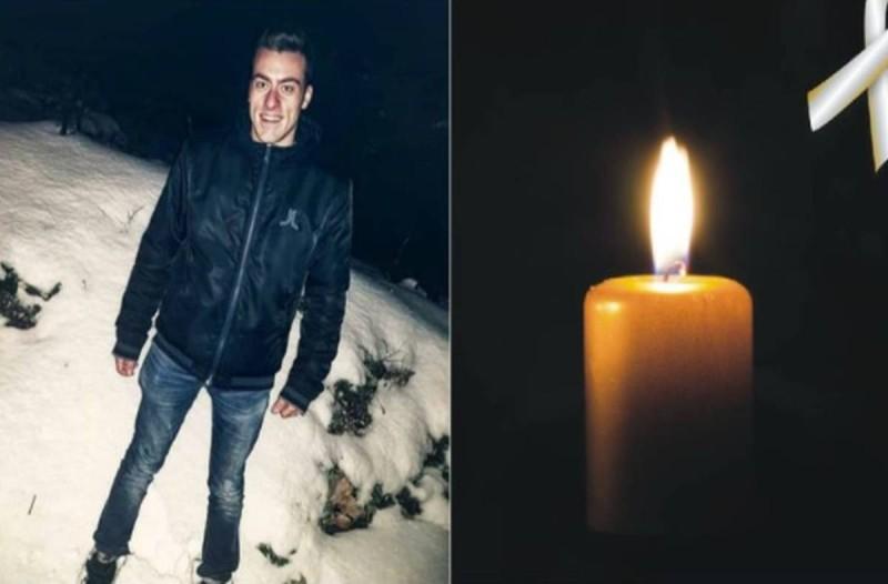 Σκοτώθηκε ο Νίκος Μαθιουδάκης: Θλίψη για το 22χρονο παλικάρι!