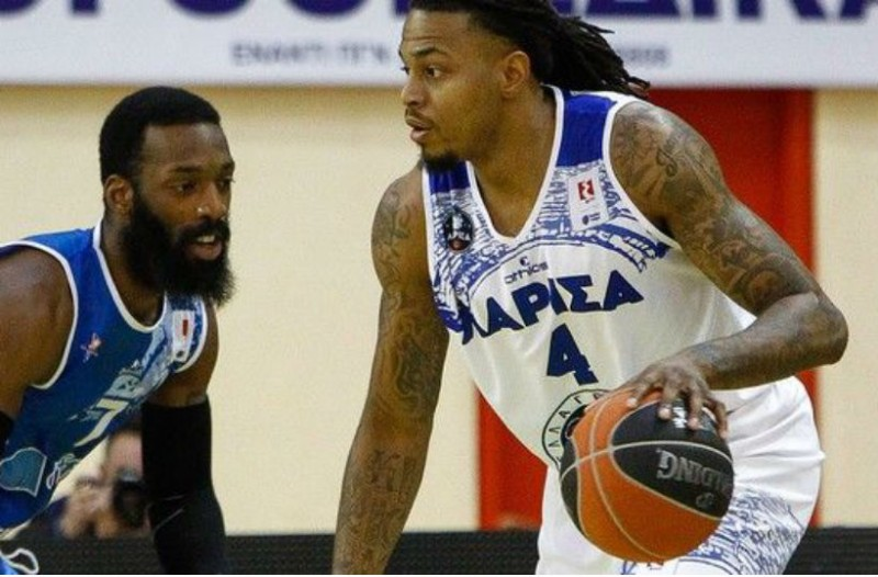 Basket League: Άνετη νίκη για τη Λάρισα!