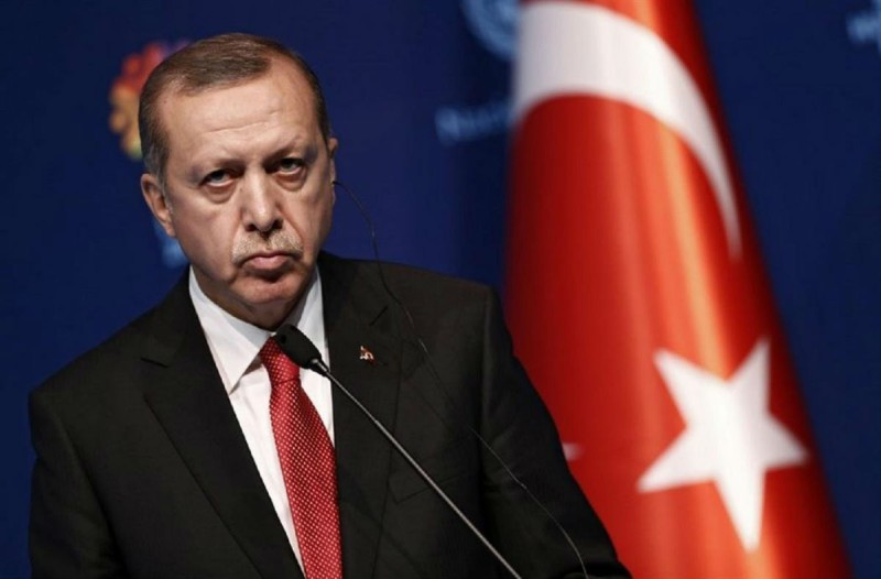 Απίθανη πρόκληση του Ερντογάν! «Η Ελλάδα αποδέχεται το καθεστώς που έχουμε επιβάλει στη Μεσόγειο»!