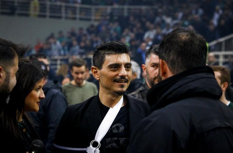 «Θα ξανακάνουμε πρωταθλητή σε όλα τα σπορ τον Παναθηναϊκό»! Το μεγάλο μήνυμα του Δημήτρη Γιαννακόπουλου!