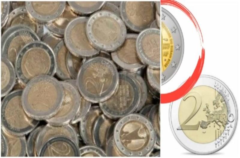 Προσοχή… Δεν είναι 2 ευρώ αυτά που κρατάτε: «Ήρθε» το συλλεκτικό κέρμα των 2 ευρώ που κοστίζει μέχρι και 29€