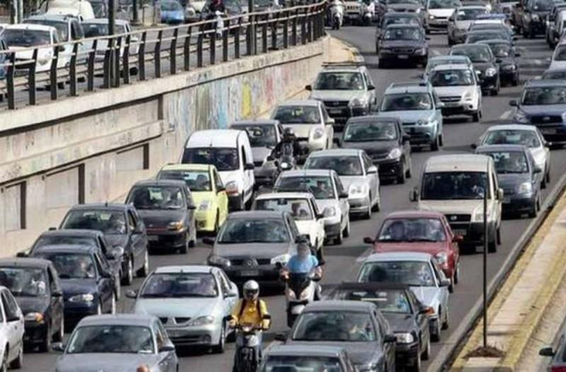 Στο «κόκκινο» η κυκλοφορία στους δρόμους από νωρίς! Μεγάλη ταλαιπωρία για τους πολίτες! (video+photo)