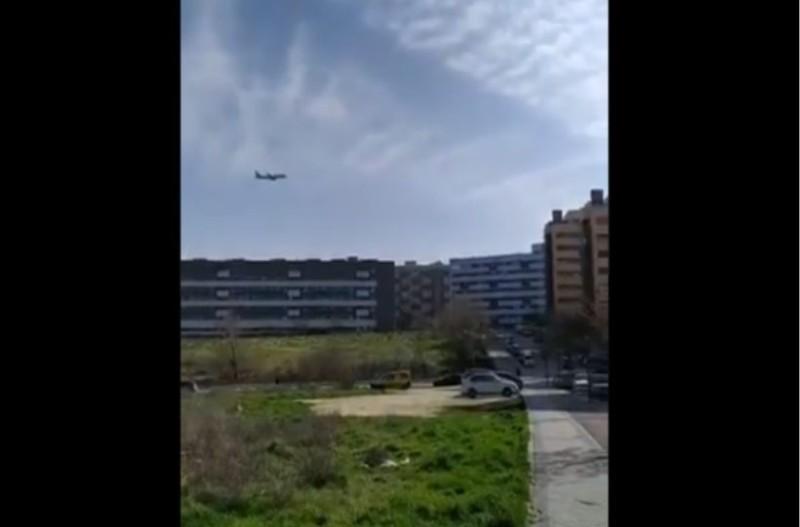 Μαδρίτη: Σε τρομακτικό θρίλερ κατέληξε πτήση της Air Canada!