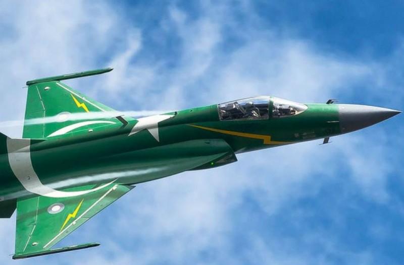 Συντριβή αεροσκάφους της Πολεμικής Αεροπορίας!