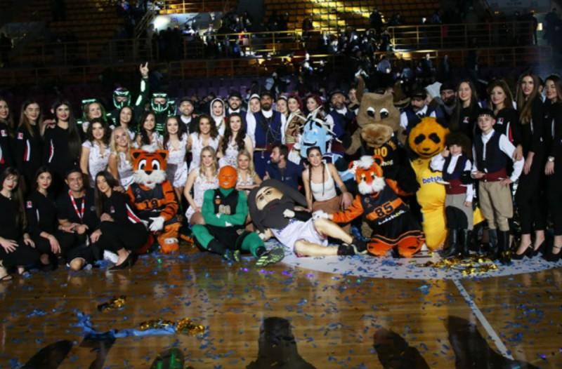 All Star Game: Στην ομάδα του Γιόνας Ματσιούλις η νίκη! (Video)