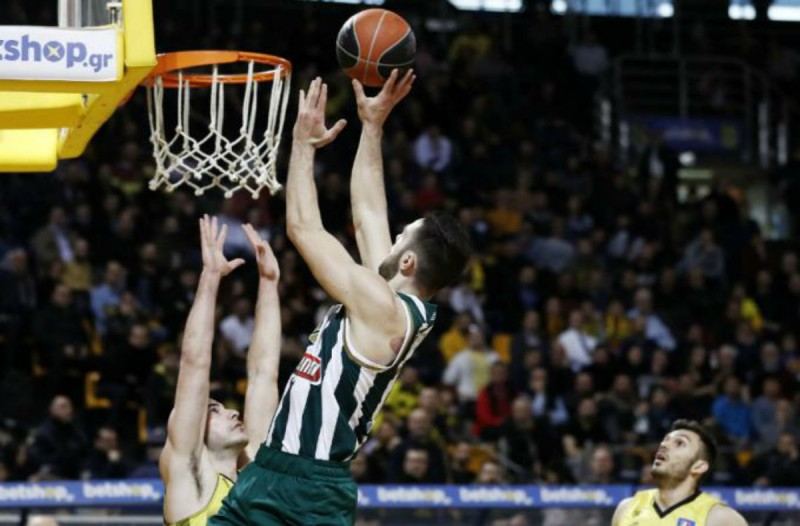 Basket League: Μία ακόμη νίκη του Παναθηναϊκού!