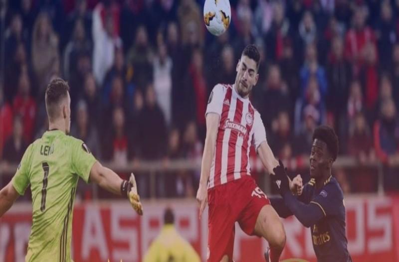 Europa League, Ολυμπιακός- Άρσεναλ 0-1:
