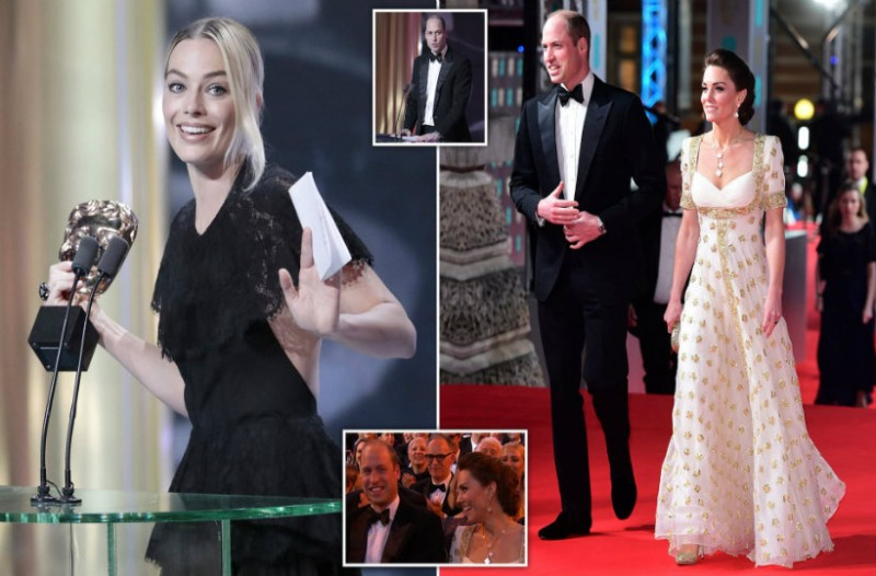 Απίθανος Μπραντ Πιτ! «Γλέντησε» τους Βρετανούς και τον Πρίγκιπα Χάρι μπροστά στον Πρίγκιπα Ουίλιαμ και την Κέιτ Μίντλετον! (video)