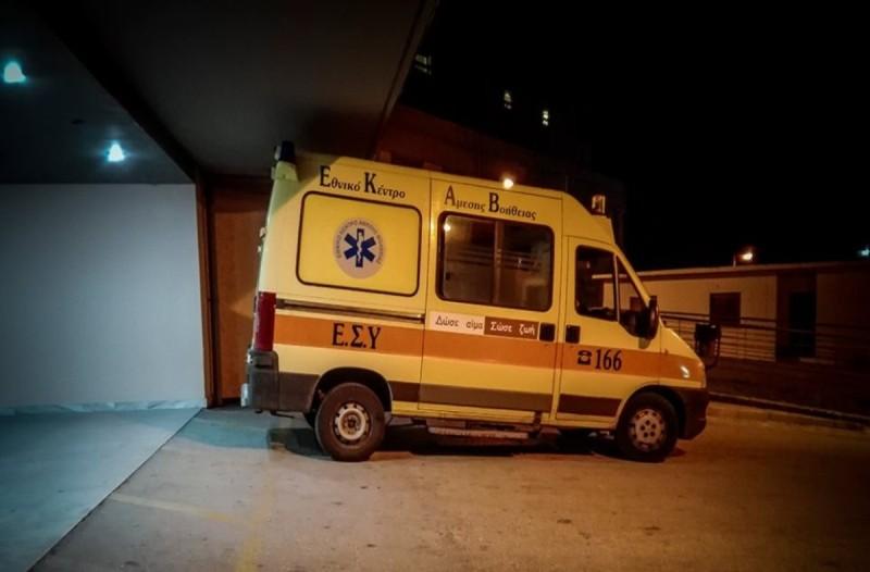 Θανατηφόρο τροχαίο στη Λεωφόρο Σχιστού! Ένας νεκρός και τραυματίες μια γυναίκα και ένα παιδί!