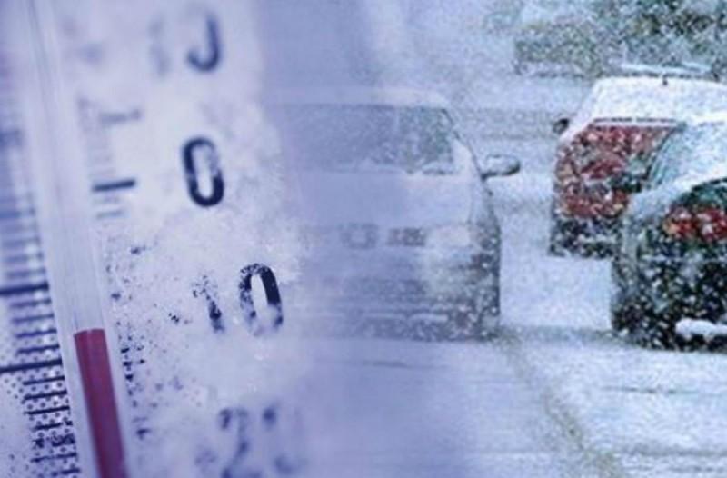 Καιρός: Χιόνια, βροχές και χαμηλές θερμοκρασίες! Πού θα το στρώσει;