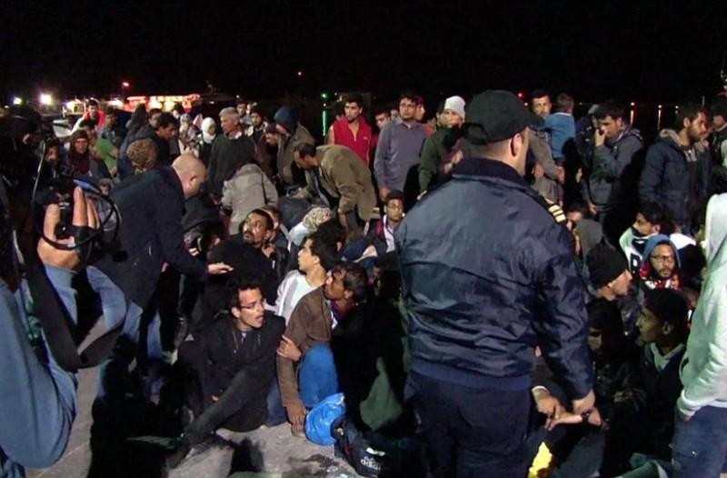 Πανικός στην Χίο! Μαχαιρώματα μεταξύ ανηλίκων και γυναικών!
