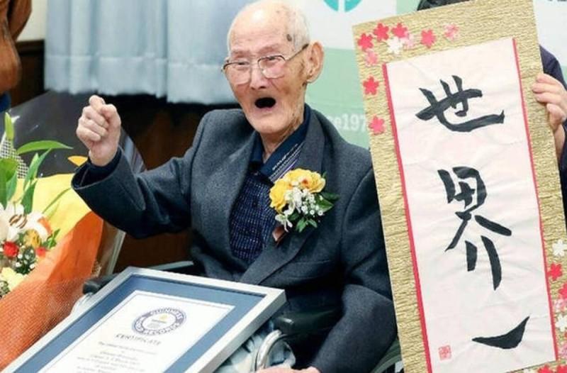 Πέθανε ο γηραιότερος άνδρας στον κόσμο με βάση το Ρεκόρ Γκίνες!