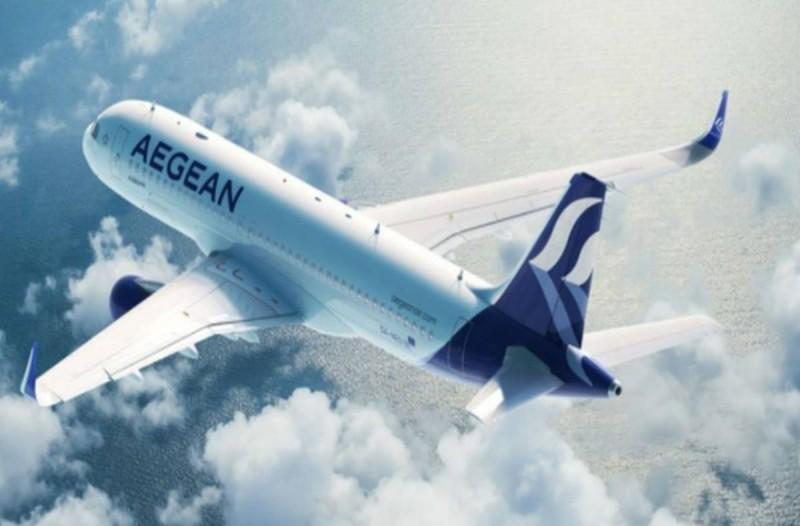 Έκτακτη ανακοίνωση της Aegean για ακυρώσεις πτήσεων!