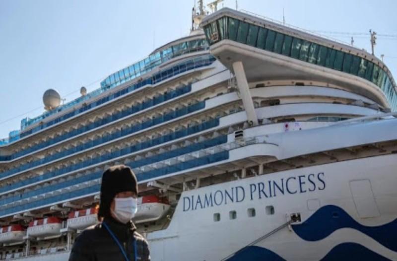 Κορωνοϊός - 44 τα κρούσματα μεταξύ των επιβατών του Diamond Princess που επαναπατρίστηκαν