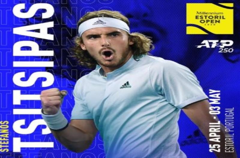 Στέφανος Τσιτσιπάς: Στο Estoril Open για να υπερασπιστεί τον τίτλο του!