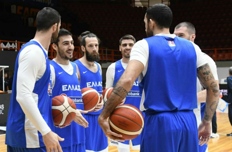Eurobasket: Πρώτη «μάχη» για την Εθνική Ελλάδας στα προκριματικά!