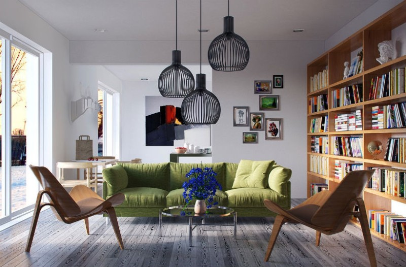 4+1 μοναδικά φωτιστικά για να ανανεώσετε το σπίτι σας!