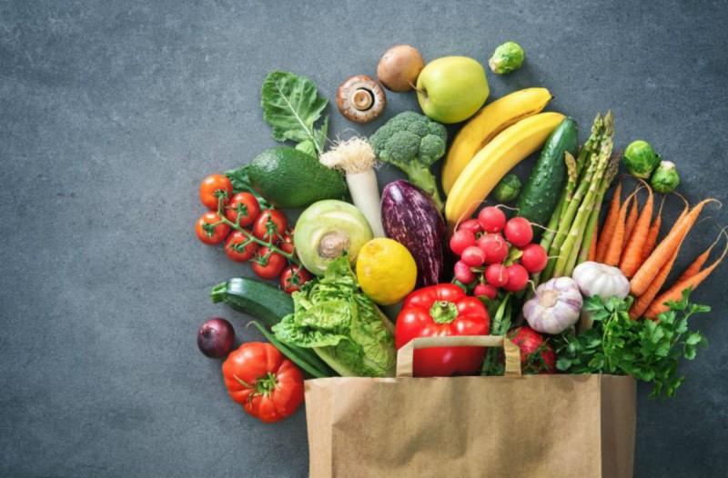 13+1 φρούτα και λαχανικά που τρώγονται με τη φλούδα!